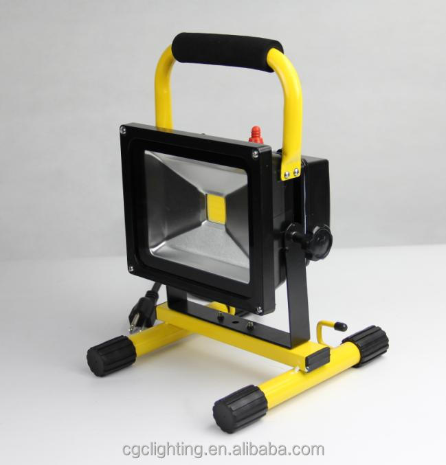 high quality 30W rechargeable work light