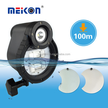 Meikon Underwater Photography Strobe Flash Light For Diving