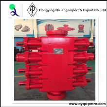 API 16A Cameron type Single / double Shear Ram BOP/Blowout Preventer for Oil Well Control