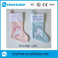 Sedex audit Customize Plush Christmas Tree Toy Of Christams Socks
