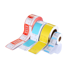 Weigh Adhesive Printing Label Scale label For Weight