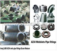 Fittings and Flanges