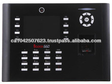 iClock660 TFT 3.5 Screen inch Fingerprint Time Attendance USB fingerprint=8000