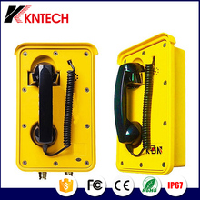 IP67 SIP KNSP-10 Industrial Telephone Emergency Hotline Waterproof Telephone