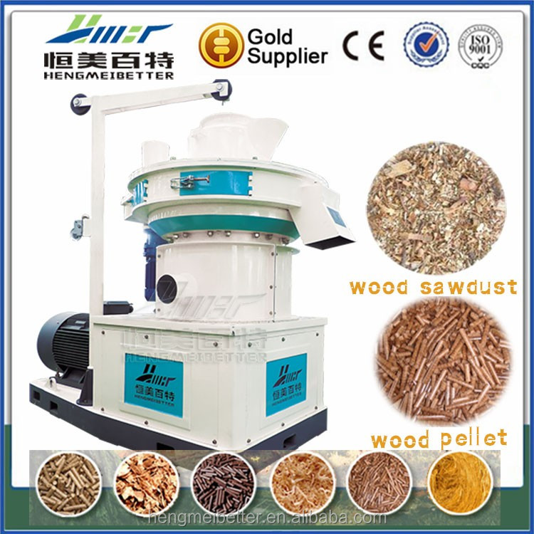 Shandong best rice straw pellet mill/Attractive price stalk machine for make pellet from china