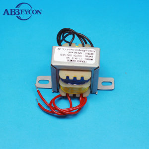 Manufacturer Professional Step up & down transformer Relay Type EI Transformer 80% Power 100% Aluminum 5000VA