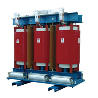 Low loss Load voltage epoxy resin Dry-type power transformer 1000Kva high quality