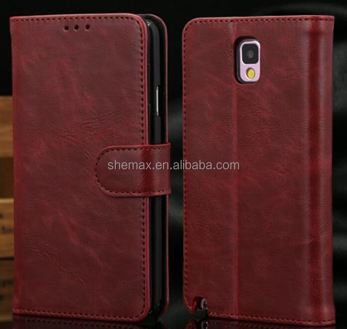 For BlackBerry Passport Case Wallet PU Leather Case Flip Cover
