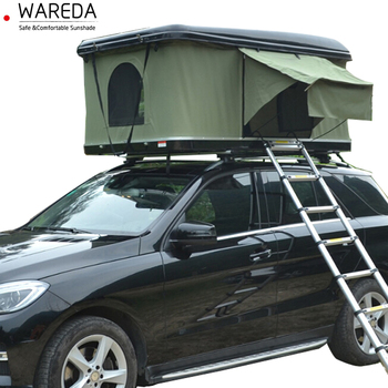 Factory Supply Hard Shell Roof Top Tent for Motorhome