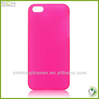 hard pc case cover for iphone 5c