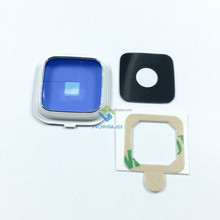 For Samsung Galaxy note1 Back Rear Camera Frame Bezel glass Lens Ring