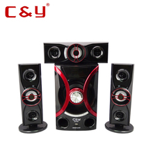 china home theatre cy audio subwoofer box with remote control CY A21