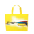 Promotional Products Simple Printing Color Student Shopping Bag
