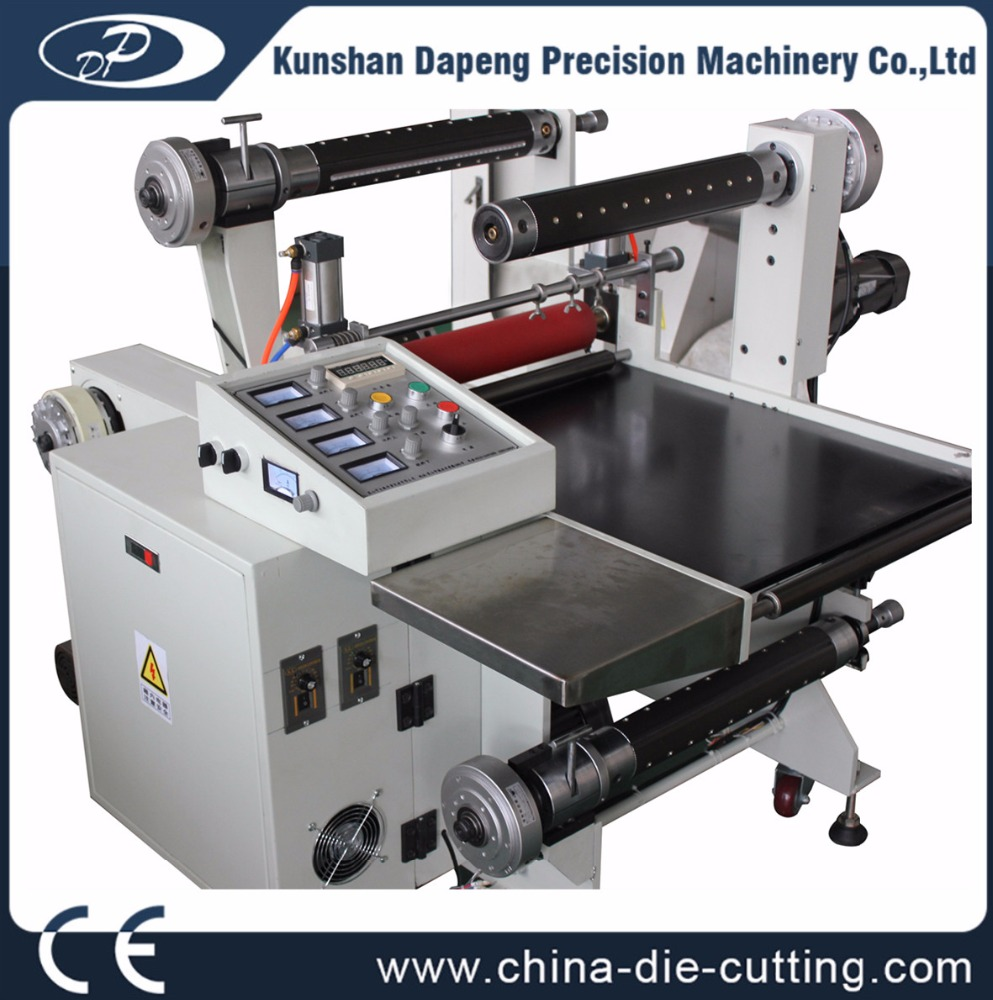 roll to roll press laminating machine