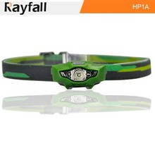 AA battery headlamp ,led headlight with elasticity headband sport led headlight,fashion sport type led head l