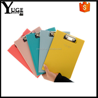 Supplier high quality Eco-friendly plastic material a4 file folder