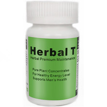 Herbal Horny Goat Weed American Ginseng Pills for Men Health