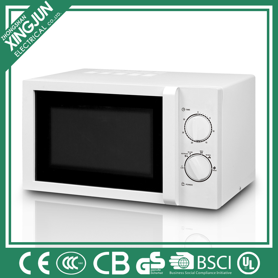 1000W all size yellow microwave oven for home use