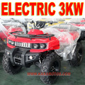 3000W 72V Electric 4 Wheeler