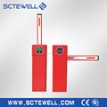 Automatic RFID Card Traffic Boom Barrier Parking Barrier For Parking system