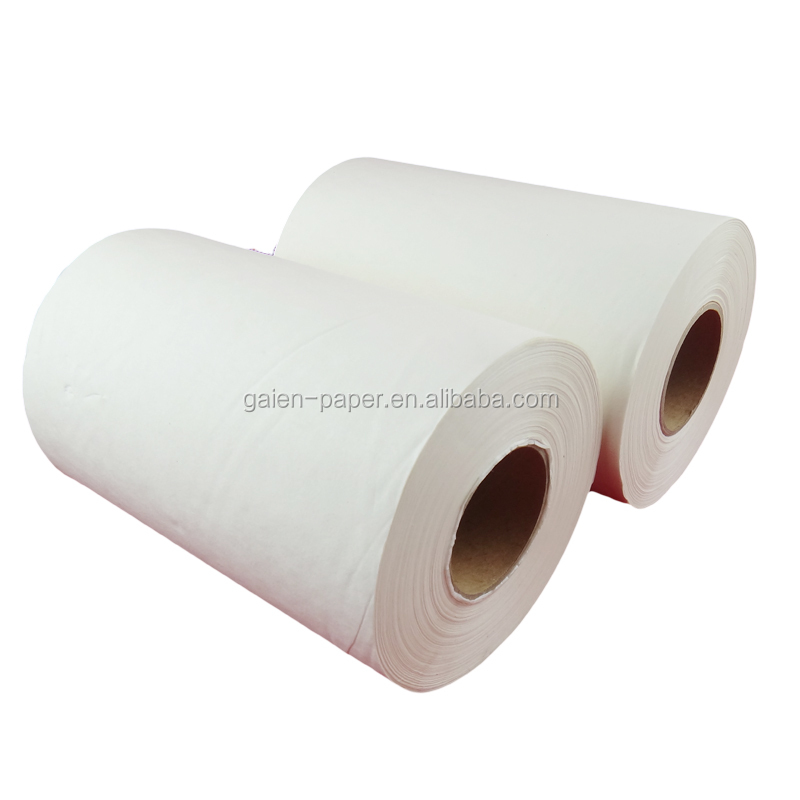 2ply glued hand Towel tissue Paper wrapping roll