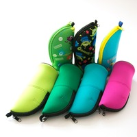 Neoprene manufacturer waterproof stand pencil bag