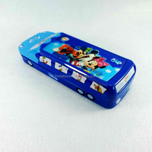 New Products Metal Rectangular Car Shape Tin Pencil Box From China Suppliers