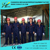 Self adhesive modified bitumen waterproof membrane sheets equipment for construction materials