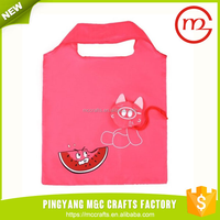 New hot selling bulk sale cheap drawstring foldable bag