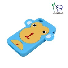 Factory supply high quality 3d silicone cell phone case made in china
