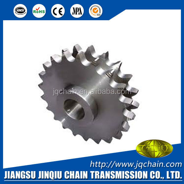 Double Chain and Sprocket made in China