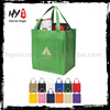 Recyclable ecological promotional pp non woven folding bag