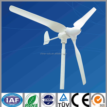 300W 24V Standard wind power generator for new energy street lamp system and home use