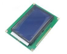 Blue backlight 128*64 12864 LCD Display Module LCD12864