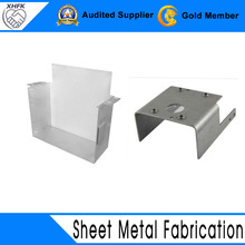 Best choice custom sheet metal spare part