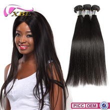 Fast Delievery 7A grade XBL Chemical Free kinky straight braiding hair