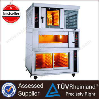 K174 Commercial Multifunctional Convection Electric Baking oven