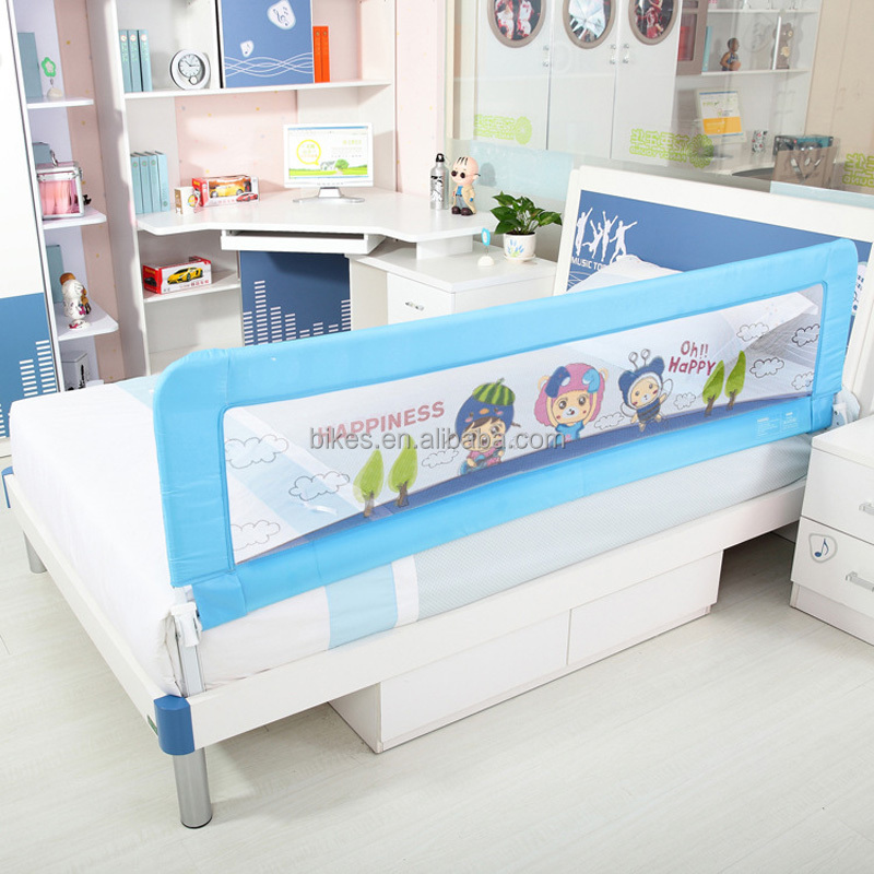 Cartoon Child Infant Bed Guardrail Gate Baby Safety Fence Products Baby Fence Guard Baby Sleep Safety Fencing For Children