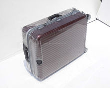 Hot Sale PVC Luggage cover ,clear Luggage cover,Transparent Luggage cover