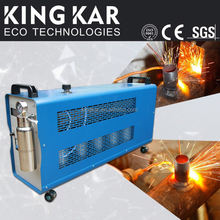 Micro welding machine acrylic flame polishing machine with oxyhydrogen torch