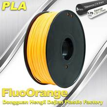 Factory Supply 3d drawing materials pla filament 1.75-3.0mm with cheapest price