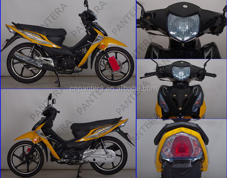 2016 Cheap Sale Cub 110cc Motos New Motorcycle Moped
