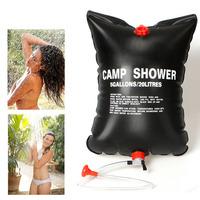 5 Gallon Capacity Solar Portable Camping Shower