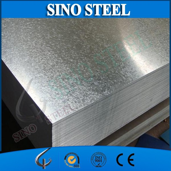 0.5mm zinc coating galvanized price of steel plate