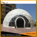 Factory price excellent Quality 15 m geodesic dome tents for sale