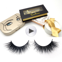 Worldbeauty Private Label 3D Eyelashes False Eye Lashes