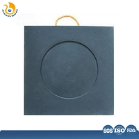 Black Plastic Heavy Duty Stabilisation Foot Pads/truck Outrigger Pads/crane Mats,Mobile Truck Crane Pad/hdpe Road Mat/crane Out