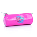 Custom printing candy round waterproof pvc zipper bag