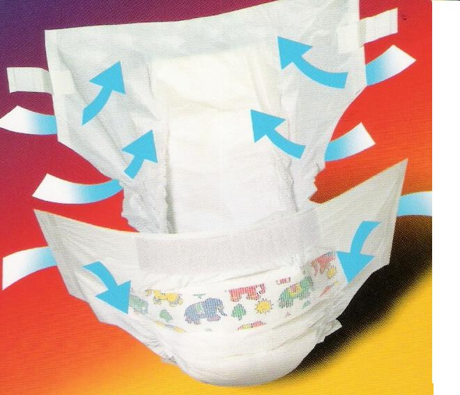 Premium Care Baby Diapers