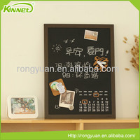 60x45cm kids painting chalk customized size blackboard